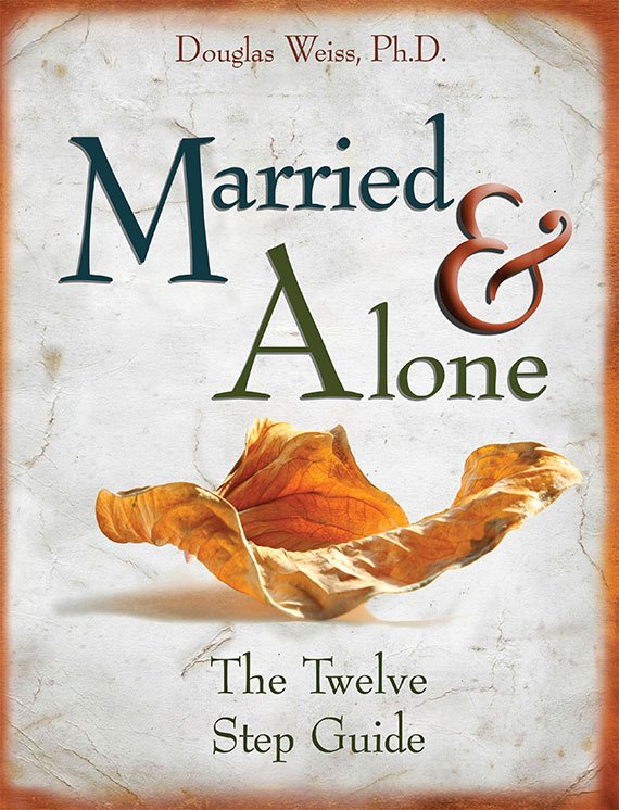 Married and Alone Twelve Step Guide Book Cover