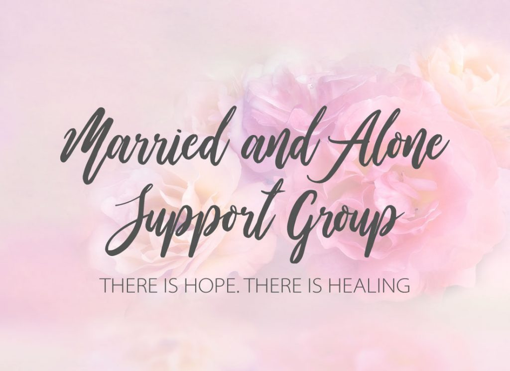 Married and Alone Facebook Support Group